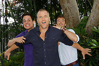 Sean Carrigan, Christian LeBlanc -  Ryan Carnes -  Actors from Y&R and General Hospital donated their time to Southwest Florida 16th Annual SOAPFEST - a celebrity weekend May 22 thru May 25, 2015 benefitting the Arts for Kids and children with special needs and ITC - Island Theatre Co. as it presented A Night of Stars on May 23 , 2015 at Bistro Soleil, Marco Island, Florida. (Photos by Sue Coflin/Max Photos)