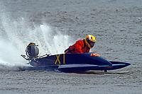 X1    (Outboard Hydroplane)