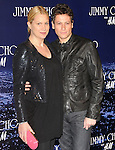 Ioan Gruffudd & Alice Evans at The Jimmy Choo for H&M Launch Party in support of The Motion Picture & Television Fund held at  a private residence in West Hollywood, California on November 02,2009                                                                   Copyright 2009 DVS / RockinExposures
