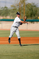 Drew Garcia - Chicago White Sox 2009 Instructional League. .Photo by:  Bill Mitchell/Four Seam Images..