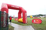 McDonalds Community Football Day <br /> Llanwern High School<br /> Newport<br /> 30.08.15<br /> ©Steve Pope - SPORTINGWALES