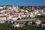 Portugal, Algarve, Silves: Castelo dos Mouros - Moorish Fortaleza and the Ponte Romana - Roman Bridge