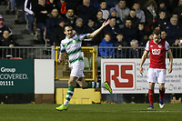 8th March 2019: St Patrick's Athletic vs Shamrock Rovers Premier Division (Series 5)