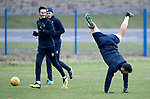 St Johnstone Training….22.02.19  McDiarmid Park, Perth<br />