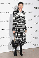 Caroline Issa<br /> at the Vogue 100: A Century of Style exhibition opening held in the National Portrait Gallery, London.<br /> <br /> <br /> ©Ash Knotek  D3080 09/02/2016