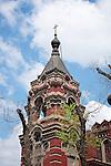 Bell Tower, St. Aleksiev Church, Ha'erbin.