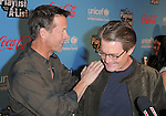 James Denton and Kyle MacLachlan  at The Second Annual UNICEF Playlist with the A-List held at The El Rey Theatre in Los Angeles, California on March 15,2012                                                                               © 2012 Hollywood Press Agency