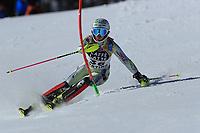 20th February 2021; Cortina d'Ampezzo, Italy; FIS Alpine World Ski Championships, Women's Slalom; Mireia GUTIERREZ (And)