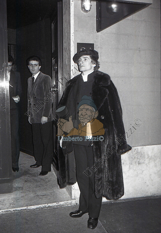 RUDOLF NUREYEV<br /> BELLA BLU ROMA 1980