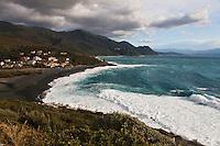 Europe/France/Corse/2B/Haute-Corse/Cap Corse/Ogliastro/ Marine d'Albo: