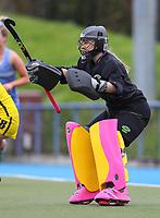 Wairarapa College v Villa Maria College. Federation Cup Hockey, Lloyd Elsmore Park, Auckland, New Zealand, Tuesday 3 September 2019. Photo: Simon Watts/www.bwmedia.co.nz/HockeyNZ