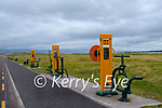 Wk34  Rossbeigh Beach 2021<br /> <br /> The outdoor gym at Rossbeigh Beach