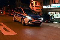 Ordnungsdienst unterwegs in Mörfelden-Walldorf - 03.04.2021 Mörfelden-Walldorf: Kontrolle Ausgangssperre durch das Ordnungsamt