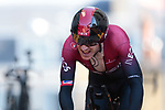 Geraint Thomas (WAL) Team Ineos on his way to 2nd place during Stage 13 of the 2019 Tour de France an individual time trial running 27.2km from Pau to Pau, France. 19th July 2019.<br /> Picture: Colin Flockton | Cyclefile<br /> All photos usage must carry mandatory copyright credit (© Cyclefile | Colin Flockton)