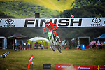 Tyler Brown wins 14-16 years 250cc race two. 2021 New Zealand Motocross Grand Prix at Old Gorge Road in Woodville , New Zealand on Saturday, 30  January 2021. Photo: Dave Lintott / lintottphoto.co.nz