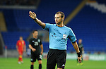 14th August 2013 - Cardiff - UK : Wales v Republic of Ireland - Vauxhall International Friendly at Cardiff City Stadium :  Referee Pavel Kralovec (Czech Republic)
