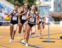 Stanford Track and Field v University of California-Berkeley, May 1, 2021