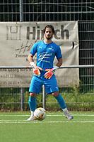 Stefano Francisco (Büttelborn) - 15.08.2021 Büttelborn: SKV Büttelborn vs. VfR Groß-Gerau, Gruppenliga