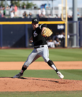 Zack Burdi - Chicago White Sox 2020 spring training (Bill Mitchell)