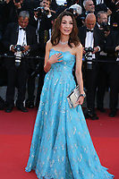 MICHELLE YEOH - RED CARPET OF THE OPENING CEREMONY AND OF THE FILM 'LES FANTOMES D'ISMAEL' AT THE 70TH FESTIVAL OF CANNES 2017