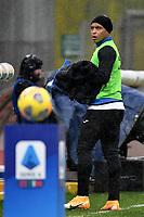 Luis Muriel of Atalanta BC reacts during the Serie A football match between Benevento Calcio and Atalanta BC at Ciro Vigorito stadium in Benevento (Italy), January 9th, 2021. Photo Andrea Staccioli / Insidefoto