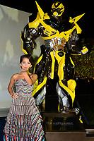 SÃO PAULO,SP, 10.07.2017 - PREMIERE-SP - A atriz norte-americana Isabela Moner durante premiere do filme Transpormers - O Último Cavaleiro no Shopping JK Iguatemi na região sul de São Paulo nesta segunda-feira, 10. (Foto: Eduardo Martins/Brazil Photo Press)