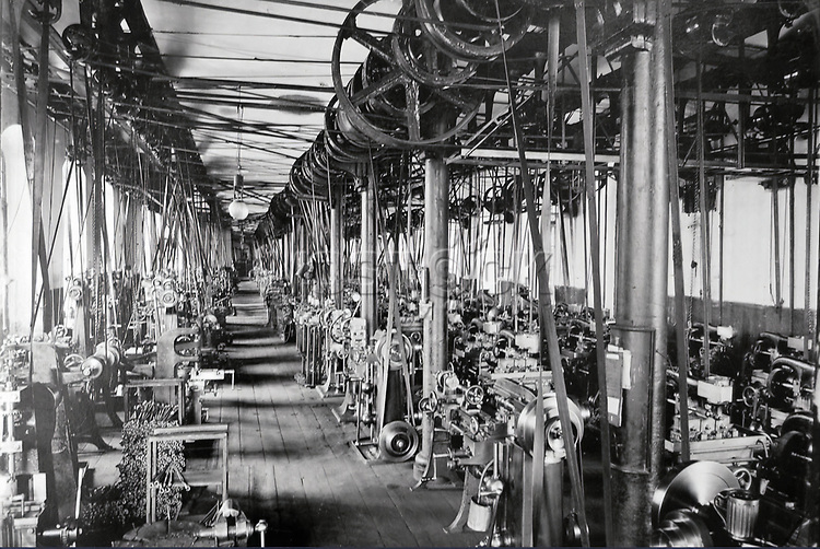 Tula Arms Plant, 1942; USSR.