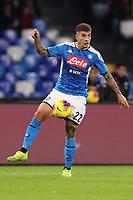 Giovanni Di Lorenzo of Napoli<br /> Napoli 09-11-2019 Stadio San Paolo <br /> Football Serie A 2019/2020 <br /> SSC Napoli - Genoa CFC<br /> Photo Cesare Purini / Insidefoto