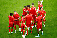 Belgium players encourage each other during the Uefa Euro 2020 round of 8 football match between Belgium and Italy at football arena in Munich (Germany), July 2nd, 2021. Photo Matteo Ciambelli / Insidefoto