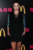 WEST HOLLYWOOD, CA - DECEMBER 05: Laura James arriving at the Nylon Magazine December 2013/January 2014 Cover Launch Party held at Quixote Studios on December 5, 2013 in West Hollywood, California. (Photo by Xavier Collin/Celebrity Monitor)