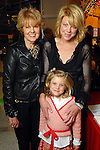 From left: Carol Piper and her daughter chef Melissa Reilly with Reilly's daughter Piper,7,at the fourth annual Home Sweet Home Gingerbread Bash presented by BBVA Compass benefitting the Children's Museum  Saturday Dec. 05,2009. (Dave Rossman/For the Chronicle)
