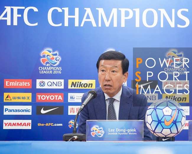 JEONBUK HYUNDAI MOTORS (KOR) vs FC TOKYO (JPN) during the 2016 AFC Champions League Group E Match Day 1 match on 23 February 2016 in Jeonju, South Korea. Photo by Lee Jae-Won / Power Sport Images
