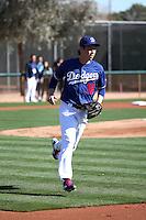 Kenta Maeda - Los Angeles Dodgers 2016 spring training (Bill Mitchell)