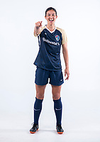 Raleigh, NC - March 16, 2018: North Carolina Courage Photoshoot.