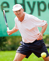 21-8-08, Netherlands, Utrecht, Nationale Veteranen Kampioenschappen, Peter Vaarties, 60+