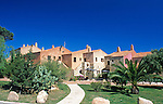 Italy, Sardinia, Costa Smeralda, Porto Cervo: typical architecture