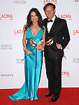 "Roma Downey & Mark Burnett at LACMA's ""The Unmasking"" The Lynda & Stewart Resnick Exhibition Pavilion Opening Gala at       The Los Angeles County Museum of Art in Los Angeles, California on September 25,2010                                                                               © 2010 DVS / Hollywood Press Agency"