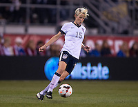 Megan Rapinoe. The USWNT tied New Zealand, 1-1, at an international friendly at Crew Stadium in Columbus, OH.