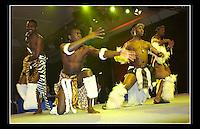 African Dancers - Nortel, Berlin - 31st January 2005