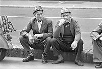 - Milano 1975, sciopero dei lavoratori metalmeccanici<br /> <br /> <br /> <br /> - Milan 1975, strike of metalworkers