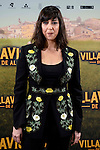 "Carmen Ruiz attends to the presentation of the spanish film "" Villaviciosa de al lado"" in Madrid, Spain. November 29, 2016. (ALTERPHOTOS/BorjaB.Hojas)"