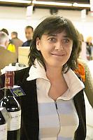 Valérie Guérin Domaine les Milles Vignes. Fitou. Languedoc. Owner winemaker. France. Europe.