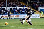 Lewis Morgan opens the scoring
