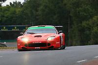 #66 DOMINIK ROSCHMANN (DE) - FERRARI / 550 MARANELLO PRODRIVE / 2005 GT1B