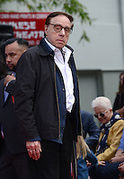 Peter Bogdanovich @ Francis Ford Coppola Hand & Foot Print ceremony held @the TCL Chinese theatre.<br /> April 29, 2016