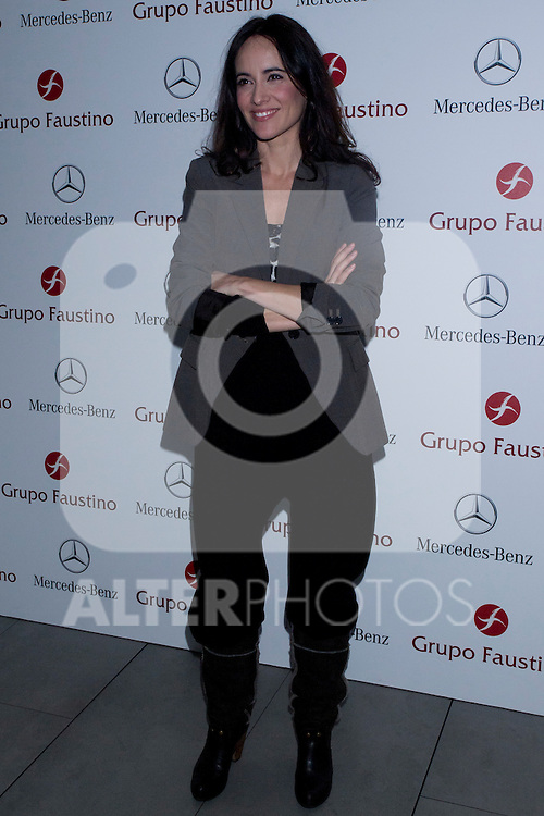 08.05.2012. IV Edition of the International Theatre for authors Novice Agustin Gonzalez has taken place in the Beef Place Restaurant in Madrid. In the picture: Ana Turpin (Alterphotos/Marta Gonzalez).