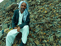 In the poor and underdeveloped countryside of Afghanistan, Hunting ducks or other species is a good way to change from the usual bread and yogurt.