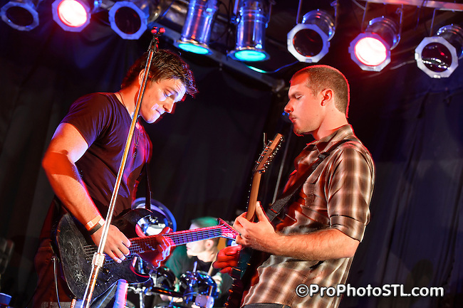 Locrian Manor in concert at Pop's in Sauget, IL on Oct 16, 2012.