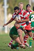 100501 Counties Manukau Club Rugby - Drury vs Karaka