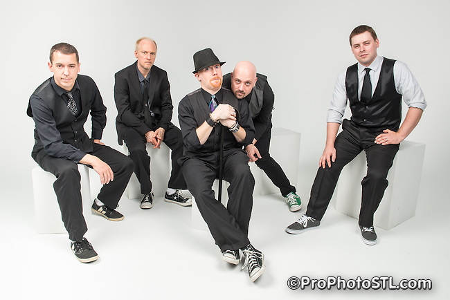 Vote for Pedro band promo pictures
